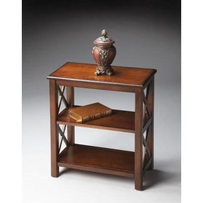 Vance Plantation Cherry Bookcase - 4105024