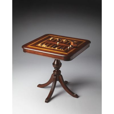 Morphy Plantation Cherry Game Table - 4112024