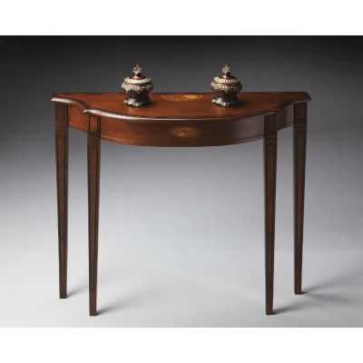 Chester Plantation Cherry Console Table - 4116024