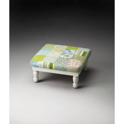 Hildy Patchwork Stool - 4275290