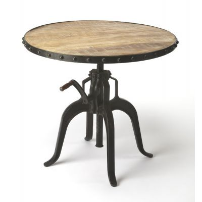 Walcott Industrial Chic Foyer Table - 4337330