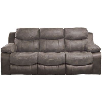 Henderson Reclining Sofa With Drop Down Table in Dusk - 4355115289