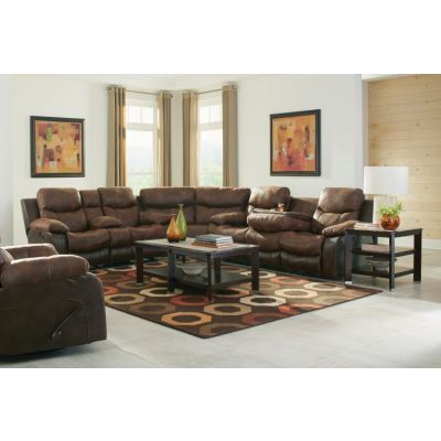 Henderson Power Reclining Sectional in Sunset - 001531_Kit