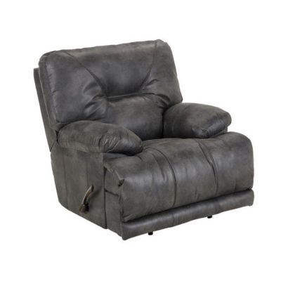Voyager Power ''Lay Flat'' Recliner in Slate - 643807122853302853