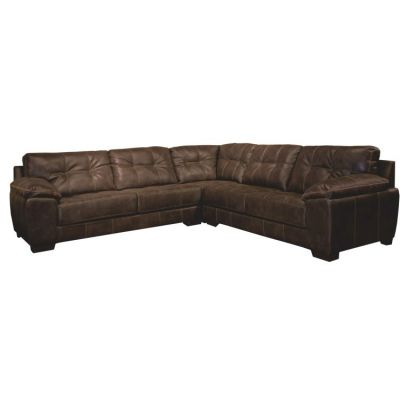 Hudson Sectional in Chocolate - 001652_Kit