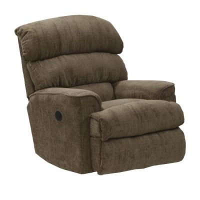 Pearson Power Wall Hugger Recliner in Coffee - 647394179318