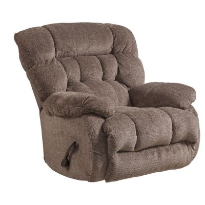Daly Power Lay Flat Recliner in Chateau - 647657162229