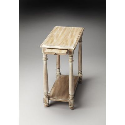 Devane Driftwood Chairside Table - 5017247