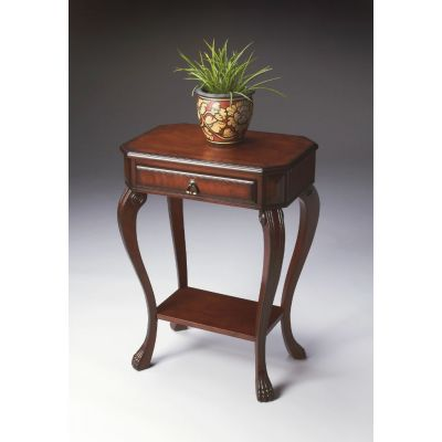 Channing Plantation Cherry Console Table - 5021024