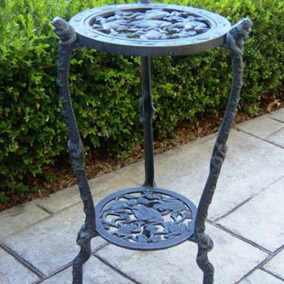 Frog Table Plant Stand - 5078-VGY