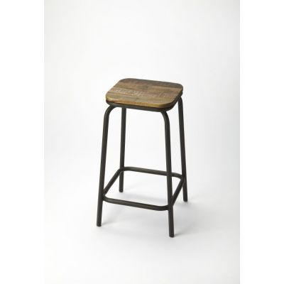 Industrial Chic Bar Stool - 5160330