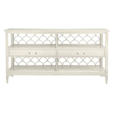 Coastal Living Oasis Sea Cloud Sideboard in Saltbox White - 527-21-06