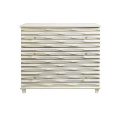 Coastal Living Oasis Tides Single Dresser in Saltbox White - 527-23-02