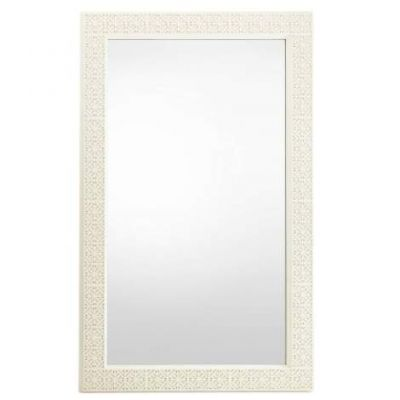 Coastal Living Oasis Catalina Floor Mirror in Saltbox White - 527-23-34