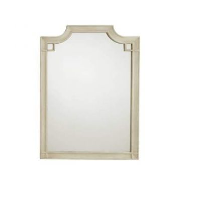 Coastal Living Oasis Silver Lake Vertical Mirror in oyster - 527-53-30