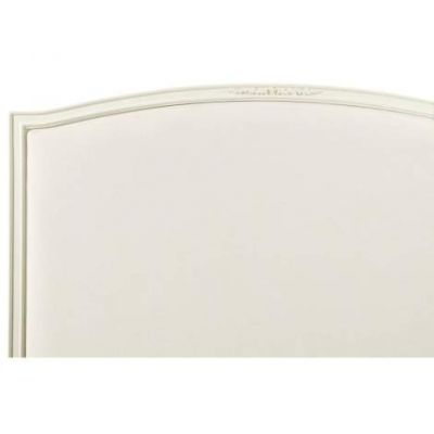 Clementine Court Upholstered Headboard, Twin in Frosting - VEN025-537-23-136