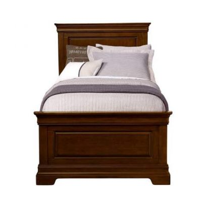 Teaberry Lane Ginny's Twin Panel Bed - VEN025-575-13-35