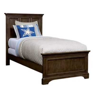Chelsea Square Twin Panel Bed - VEN025-584-13-35