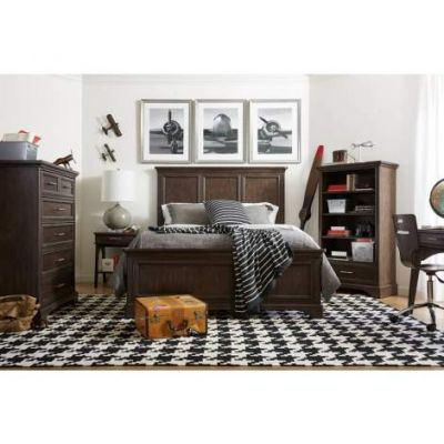 Chelsea Square Ginny's Full Panel Bed - VEN025-584-13-40