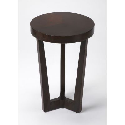 Aphra Merlot Accent Table - 6021022