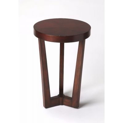 Aphra Plantation Cherry Accent Table - 6021024