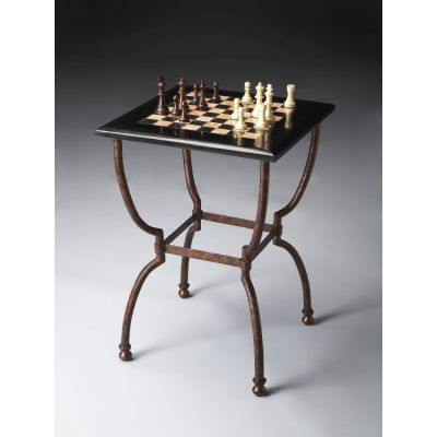 Fossil Stone Game Table - 6061025