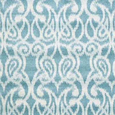 6083329FTEL000E10 - Harlow 3329F in Teal (5' x 8')