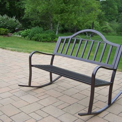 Rochester Rocking Bench - 6125-HB
