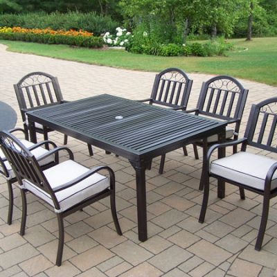 Rochester 7 Piece Dining Set - 6137-3830-13-HB