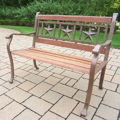 Triple Star Bench - 6142-AB