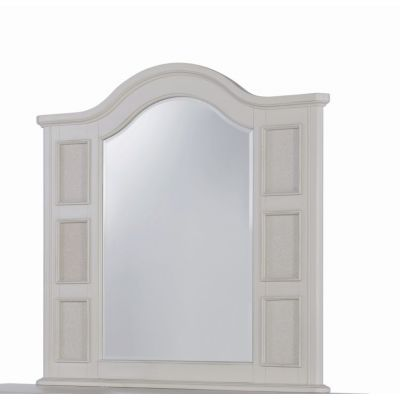 Summerset Landscape Photo Mirror in Taupe - 6482-0200