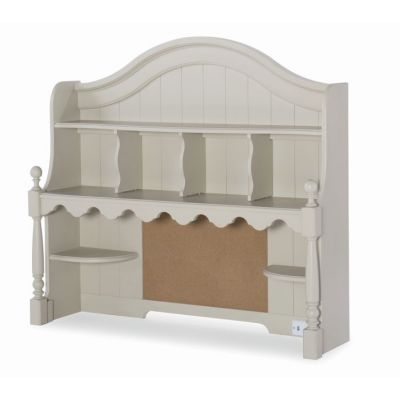 Summerset Ginny's Desk Hutch in Taupe - 6482-6200