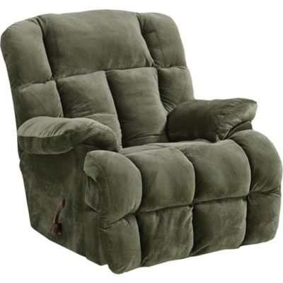 Cloud 12 Power Chaise Recliner in Sage - 65417233415