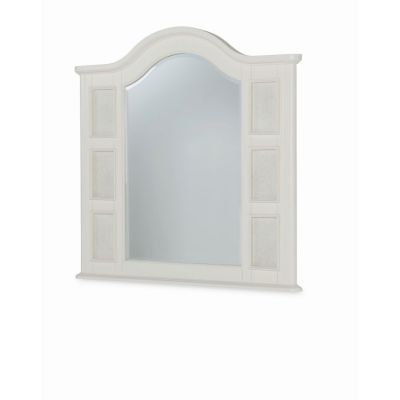 Summerset Landscape Photo Mirror in Ivory - 6481-0200