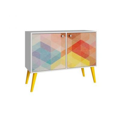 Funky Avesta Side Table 2.0  with 3 Shelves - VEN039-7AMC132
