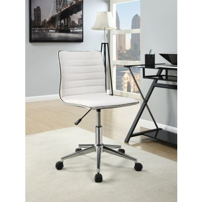 Chrome Office Chair - 800726