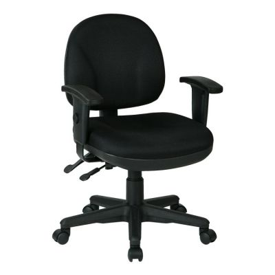 Sculptured Ergonomic Managers Chair - 8180-231