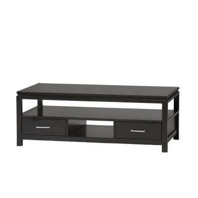Sutton Black Coffee Table - 84027BLK-01-KD-U