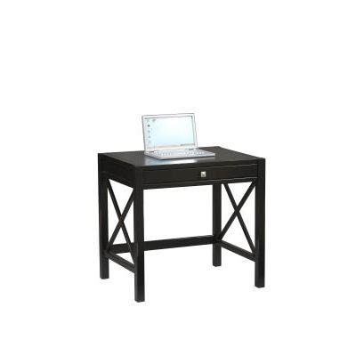 Anna Laptop Desk in Distressed Antique Black - 86111C124-01-KD-U