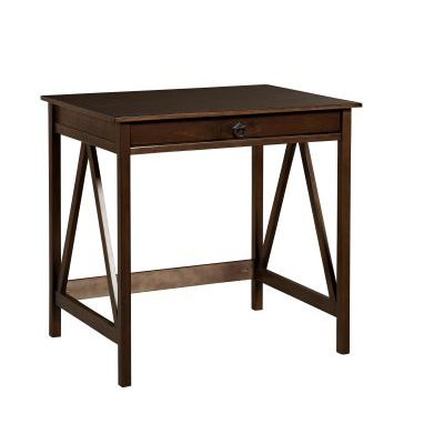 Titian Laptop Desk in Antique Tobacco - 86155ATOB-01-KD-U