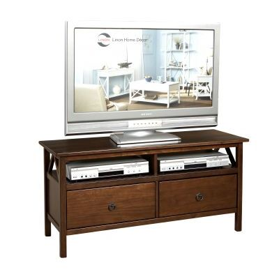 Titian TV Stand in Antique Tobacco - 86158ATOB-01-KD-U