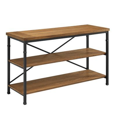 Austin 50' TV Stands in Ash Veneer - 862253ASH01U