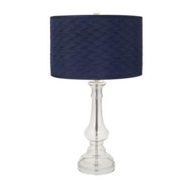 Starboard Glass Lamp - 86628