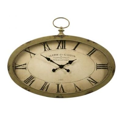 Sophie Oval Wall Clock - 89019