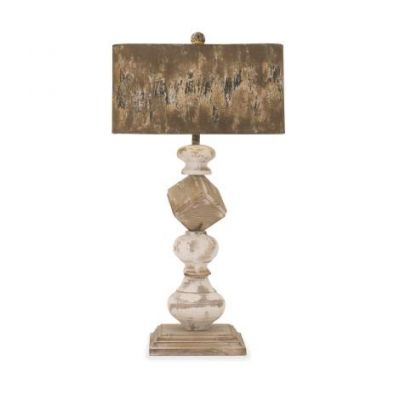 Brook Wood And Metal Table Lamp - 89386