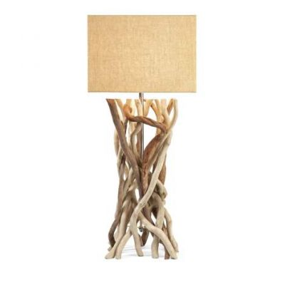 Explorer Driftwood Table Lamp - 89906