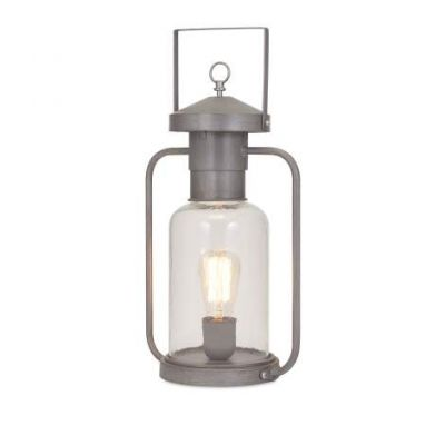 Newport Glass Lantern Table Lamp - 89988