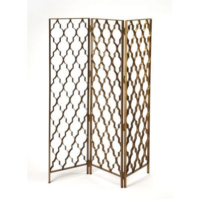 Vala Antique Gold Screen - 9210226