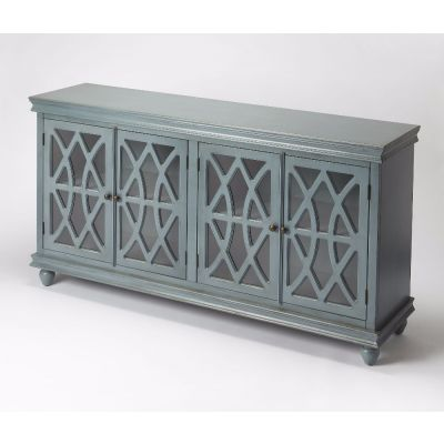 Lansing Twilight Blue Sideboard - 9300341