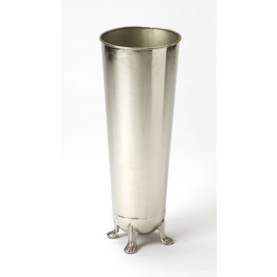 Tanguay Polished Silver Umbrella Stand - 9339025